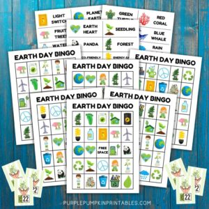 Printable Earth Day Activity Pack